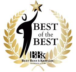 Best of the Best Award Logo