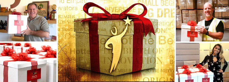 Spirit Finalists Star Box Gift