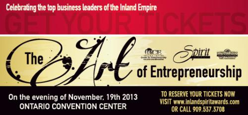 2013 Spirit of the Entrepreneur Semi-Finalists Announced Image.